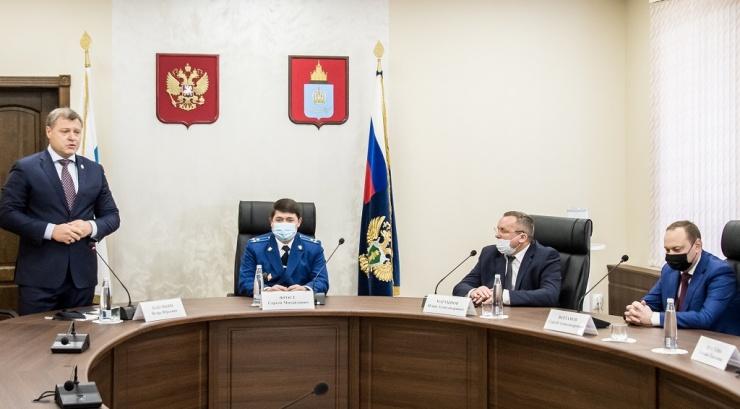 Прокуратура Астраханской области справляется со всеми своими задачами