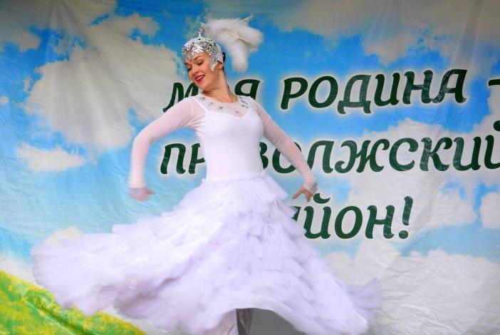 Автоклуб дарит праздник жителям Приволжского района
