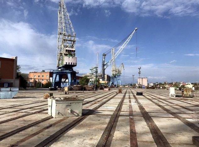Астраханские судостроительные заводы остановились