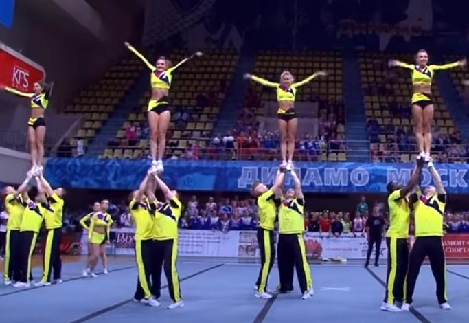 В Астрахани пройдут соревнования по чир спорту «Каспийский лотос»
