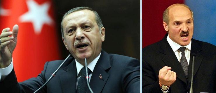 Эрдоган и Лукашенко: о несбывшихся надеждах Чука и Гека