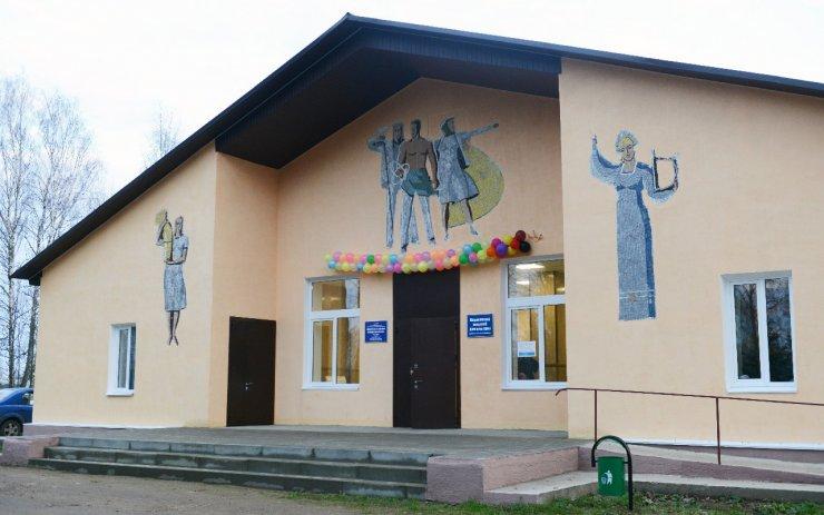 В Астраханской области построят два новых дома культуры