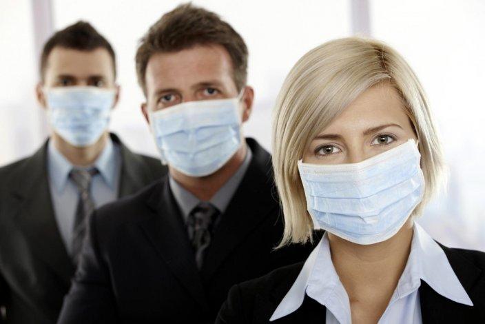 Пик пандемии наступит через неделю
