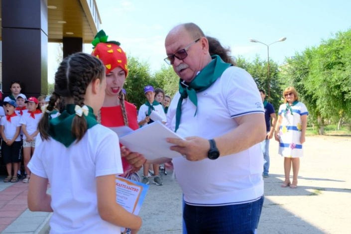 Геннадий Орденов принял участие во всероссийской акции защитников природы