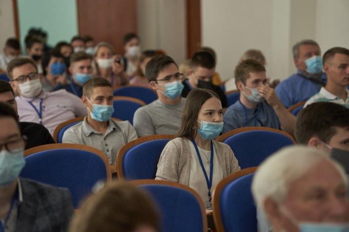 В АГТУ прошла ежегодная международная конференция в партнерстве с компанией «ЛУКОЙЛ»
