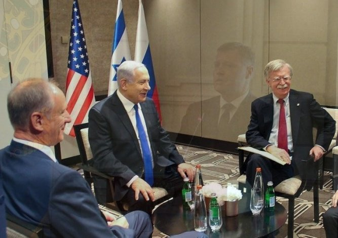 Встреча Патрушева и Болтона в Иерусалиме коснулась развития коридора «Север-Юг». Что это означает для Астрахани?