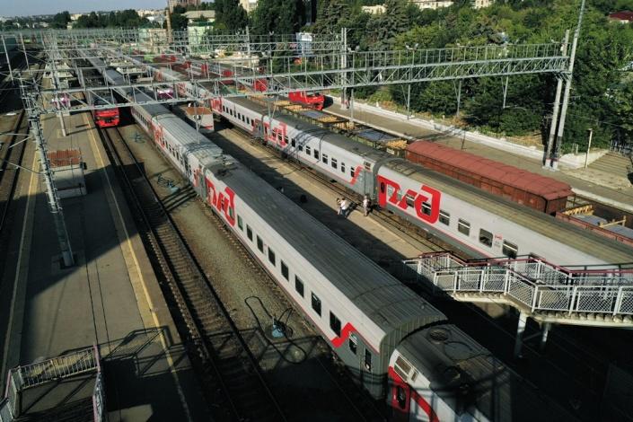 Перевозки пассажиров на Приволжской железной дороге выросли на 9% в августе