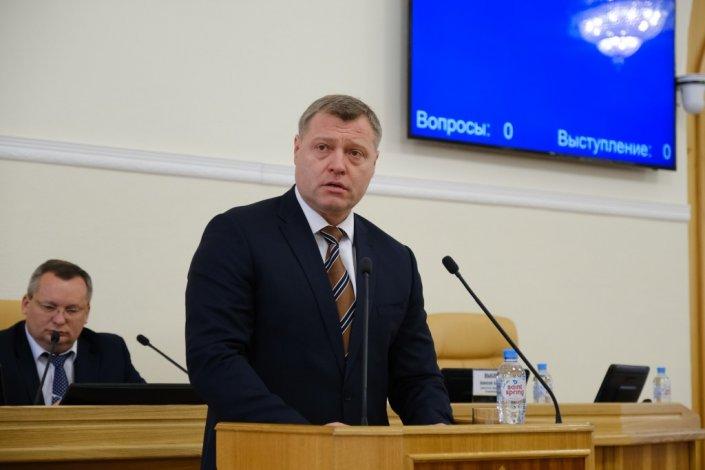 Игорь БАБУШКИН: Поправки в Конституцию - это усиление, а не кардинальная перестройка основного закона