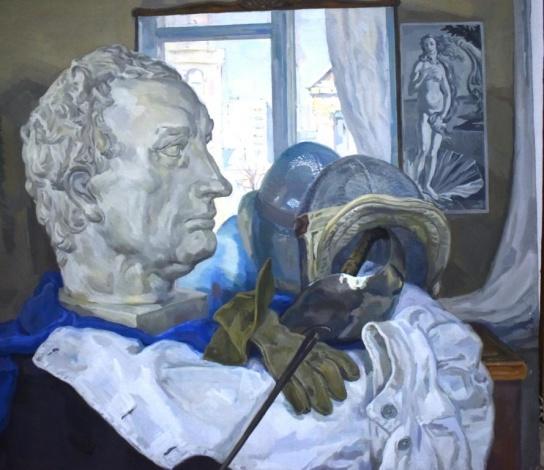Астраханская картинная галерея получила очередной дар