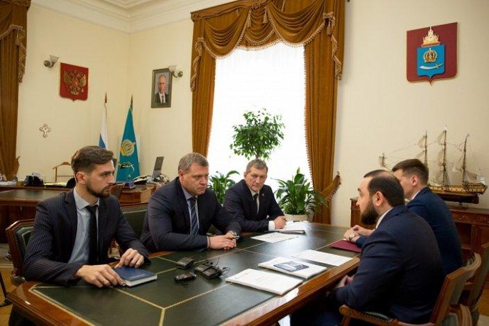 Астраханское правительство заключило соглашение с проектом «Трезвая Россия»