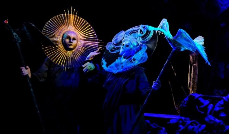 Астраханский театр участвует в Международном фестивале