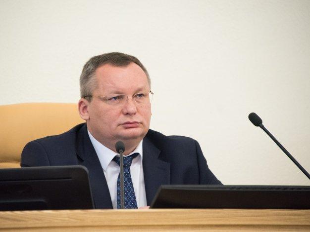 Игорь Мартынов отметил ответственность прибывших на заседание думы депутатов