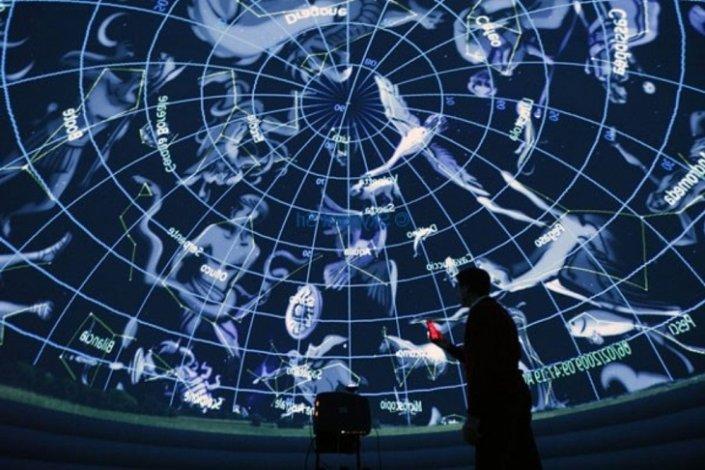 Астраханским пенсионерам рассказали о создании Вселенной