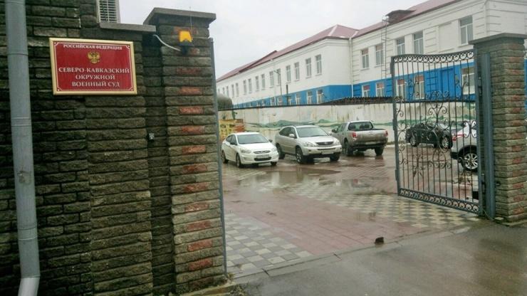 Террористы планировали взорвать пограничный отдел УФСБ в Астраханской области