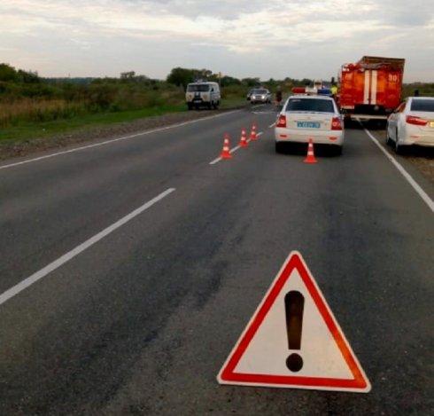 Пьяный водитель убил своего пассажира под Астраханью