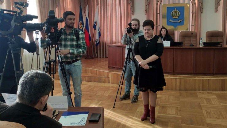Врио главы администрации Астрахани ворвалась в топ-3 «Медиалогии»