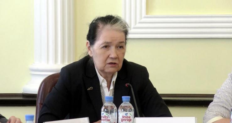 Галина Хованская заявила о доверии астраханскому губернатору