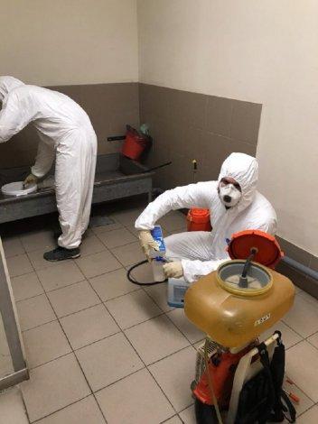 Во всех общежитиях Астраханского государственного технического университета ввели карантин