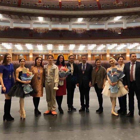 Астраханский балет в третий раз покоряет Китай