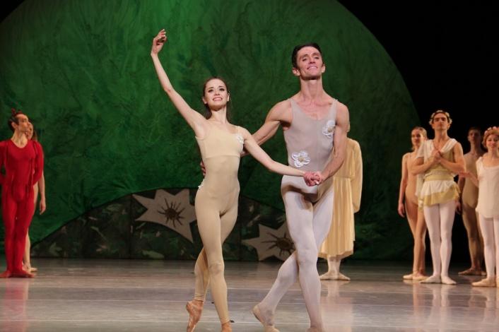 В Астрахани с триумфом прошли гастроли легендарного театра балета