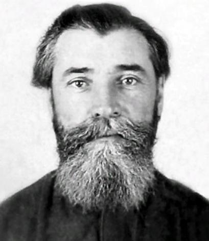 Астраханский священномученик Василий Залесский