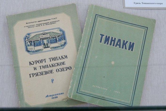 Астраханской грязи посвятили выставку