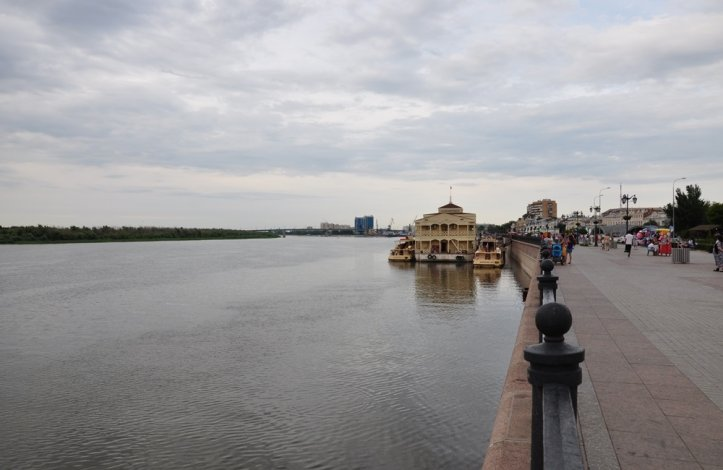 Астраханская вода может стать чище
