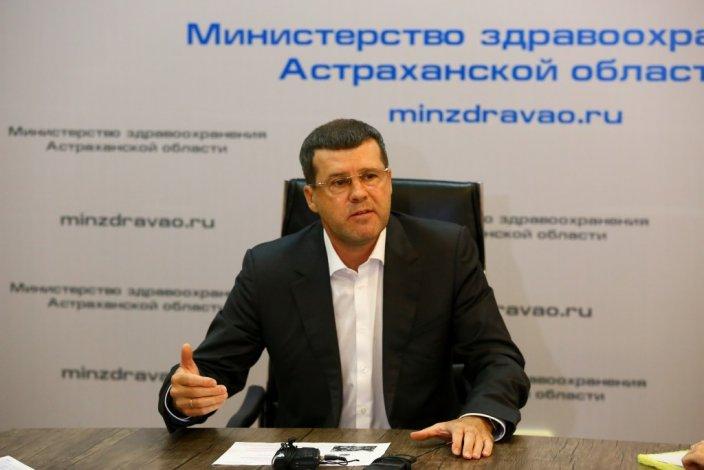 Министр Алексей Спирин: как в Астраханской области решаются проблемы от коронавируса