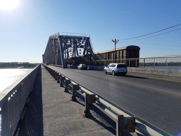 Старый мост в Астрахани закроют на две ночи подряд
