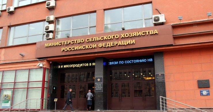 Астраханский губернатор встретился с главой Минсельхоза России
