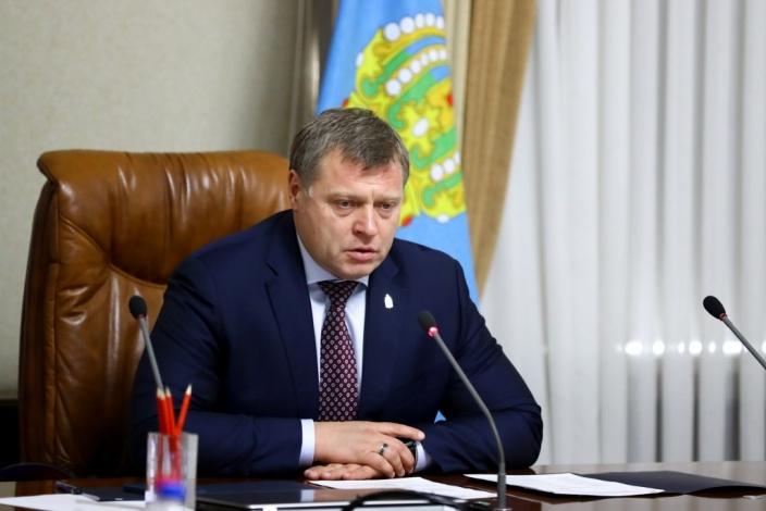 Губернатор Игорь Бабушкин обсудил с главами муниципальных образований ЖКХ и паромы