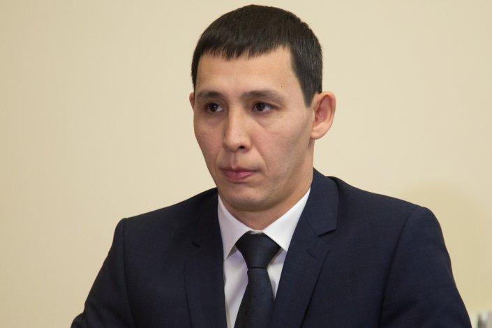 Главой Приволжского района вновь стал Яхья Туктаров
