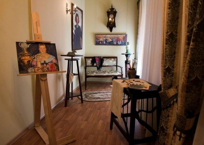 Дом-музей Кустодиева ждёт астраханцев на виртуальные экскурсии