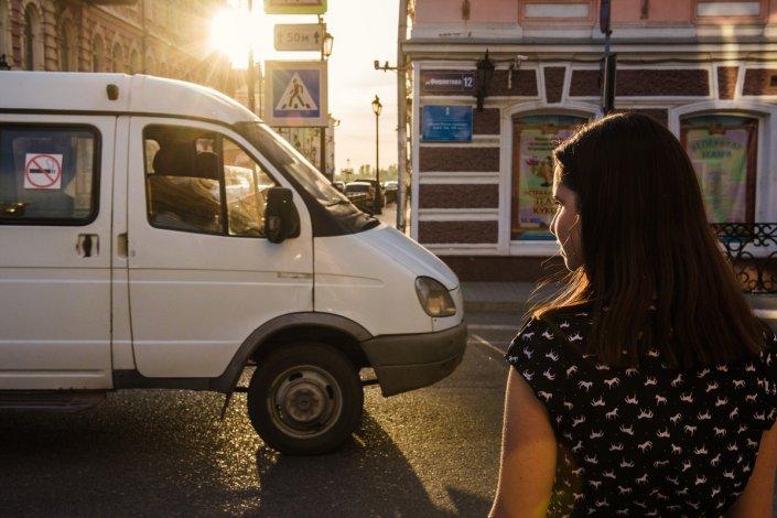 С астраханских улиц исчезли пять маршрутов
