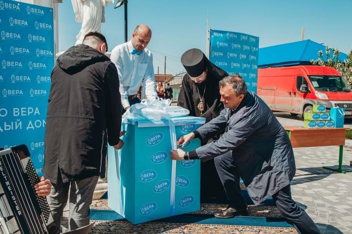 В Ахтубинске торжественно открыто вещание православного радио «Вера»