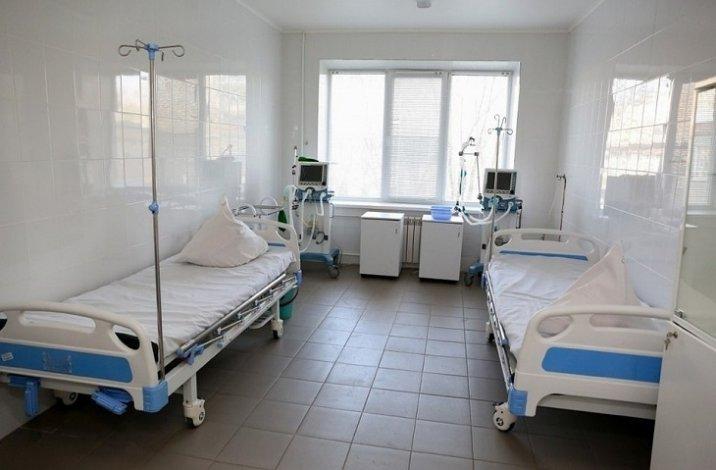 В Астраханской области увеличивают коечный фонд для больных ковидом