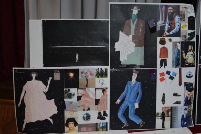 Москвичи поставят в Астраханском драмтеатре трагикомедию