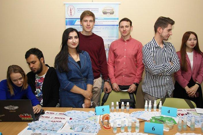 Астраханские студенты активно участвовали в социологическом опросе