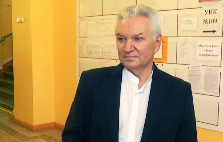 Депутат Александр Клыканов выбрал депутата