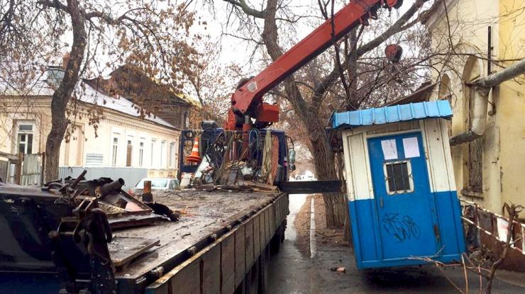 Нелегальной торговле в Астрахани существовать всё тяжелее и тяжелее