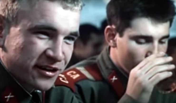 40 лет спустя: Советская Армия и «ЕВ-2570»