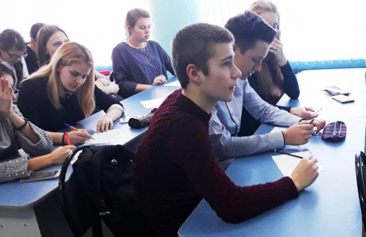Астраханских школьников тестируют на предрасположенность к труду