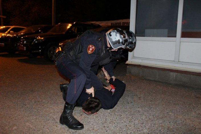 Астраханские росгвардейцы поймали серийного разбойника