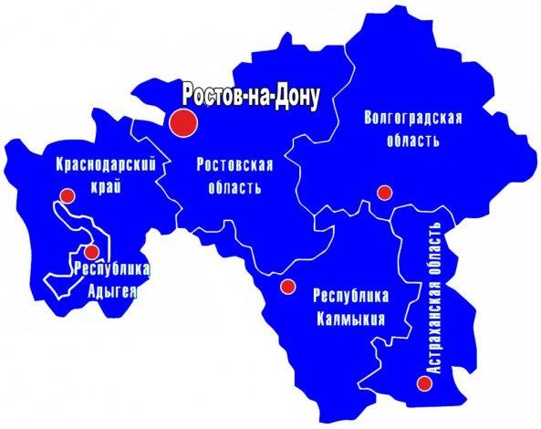 Политолог определил место Астраханской области в «хвосте» ЮФО