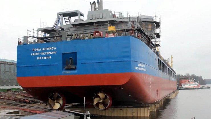 В Астраханской области испытают беспилотное судно
