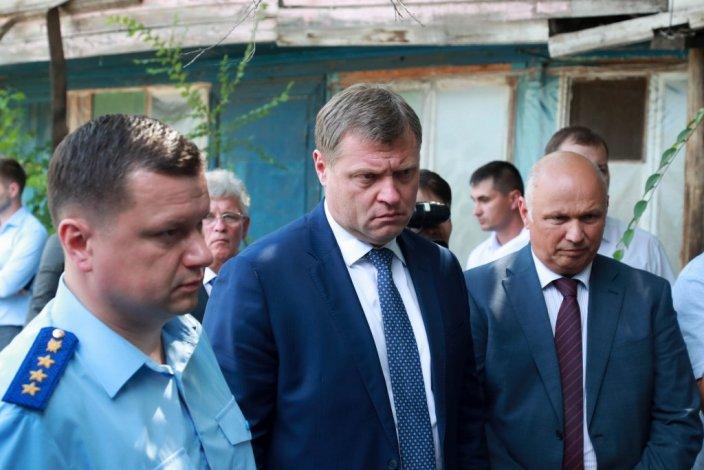 Замгенпрокурора приехал в Астрахань для наведения порядка