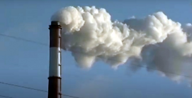 Астраханская ТЭЦ-Северная нарушила промышленную безопасность