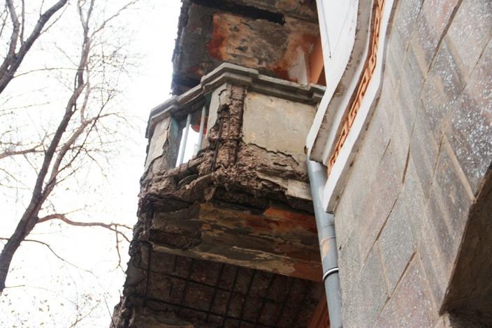 Знаковые здания советской эпохи в Астрахани приходят в упадок