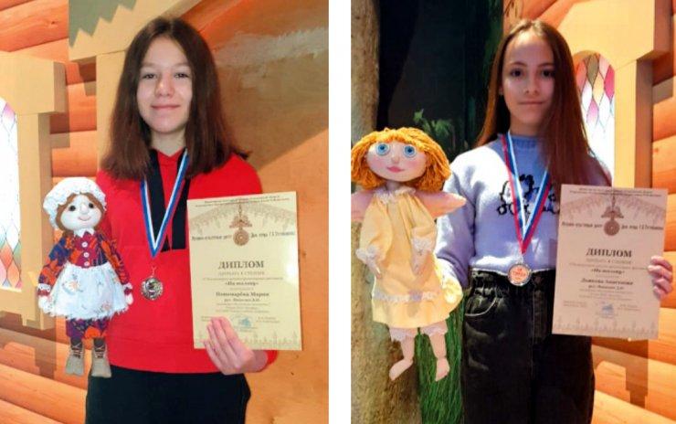 Юные астраханцы сохраняют русскую культуру