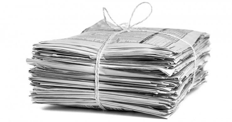 Астраханские газеты ХХ века